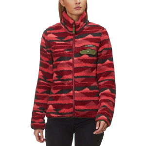 Columbia Mountain Side Heavyweight Fleece Jacket - Women's