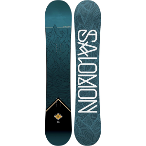 Salomon Snowboards Sight Snowboard - Wide