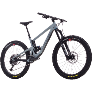 Santa Cruz Bicycles Bronson Carbon CC 27.5 X01 Eagle Reserve Mountain Bike