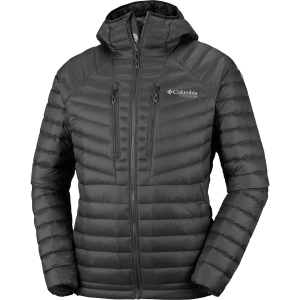 Columbia Titanium Altitude Tracker Hooded Jacket - Men's