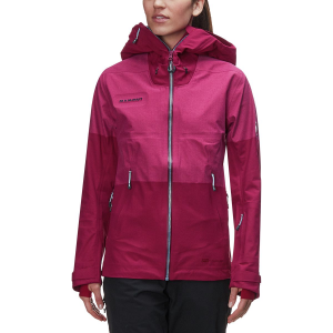 Mammut Alvier Armor HS Hooded Jacket - Women's