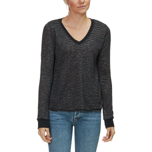 Project Social T Deeply V Long-Sleeve Shirt - Women's
