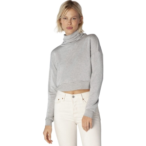 Beyond Yoga All Time Cropped Pullover Sweatshirt - Women's