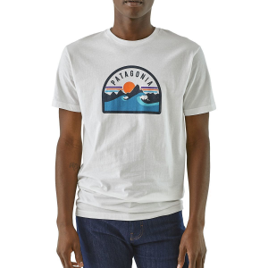 Patagonia Boardie Badge Organic T-Shirt - Men's