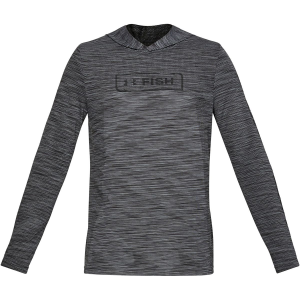 Under Armour Seamless Fish Hunter Pullover Hoodie - Men's