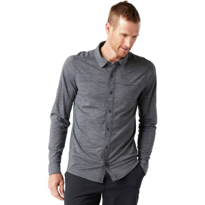 Smartwool Merino Sport 150 Long-Sleeve Button-Down Shirt - Men's