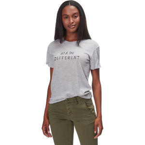 Icebreaker Tech Lite Made Different Short-Sleeve Crew Shirt - Women's