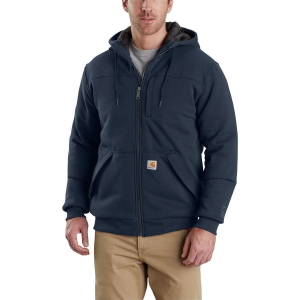 Carhartt Rain Defender Rockland Quilted Lined Full-Zip Hoodie - Men's