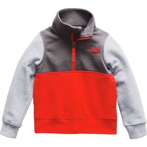 The North Face Logowear 1/4-Zip Sweatshirt - Toddler Boys'