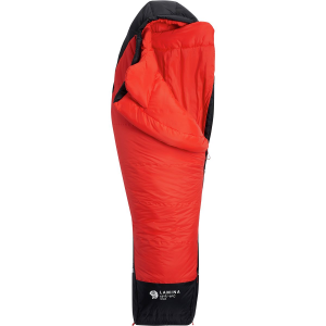 Mountain Hardwear Lamina Sleeping Bag: 15 Degree Synthetic - Women's