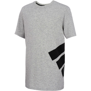 Adidas Large Graphic Branded T-Shirt - Boys'