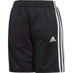 Adidas Outdoor 3-Stripe Knit Training Short - Boys'
