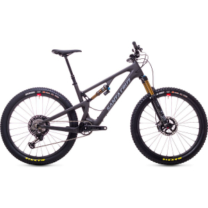 Santa Cruz Bicycles 5010 Carbon CC 27.5+ XTR Reserve Complete Mountain Bike