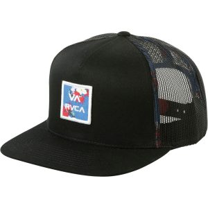 RVCA VA All The Way Trucker Print Hat