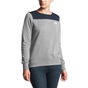 The North Face Half Dome Fleece Crew Pullover Sweatshirt - Women's