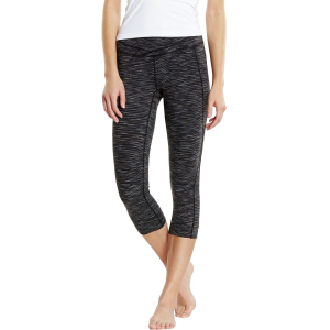 Lucy Hatha Capri Leggings Womens