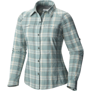 Columbia Silver Ridge Plaid Shirt Women's