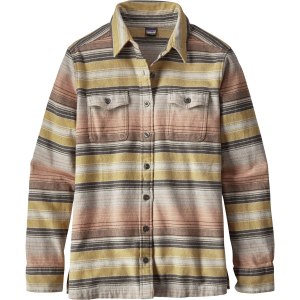 Patagonia Fjord Flannel Shirt Long Sleeve Women's