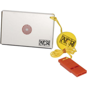 Image of ACR HotShot Signal Mirror with Whistle and Float