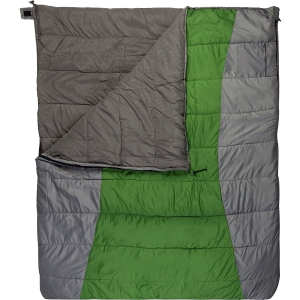 ALPS Mountaineering Double Wide Sleeping Bag 20 Degree Synthetic