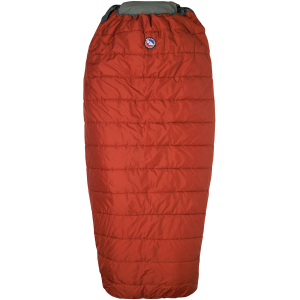 Big Agnes Buffalo Park Sleeping Bag 40 Degree Synthetic