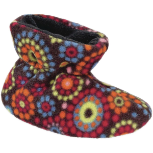 Acorn Easy Print Bootie Slipper Toddler/Infant Girls'