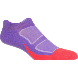 Feetures Elite Light Cushion No Show Tab Sock Women's