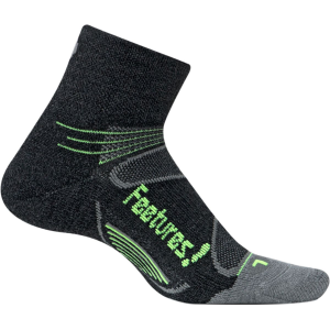 Feetures Elite Merino+ Light Cushion Quarter Sock