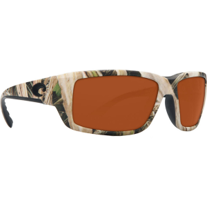 Costa Fantail Mossy Oak Camo Polarized Sunglasses Costa 580 Polycarbonate Lens