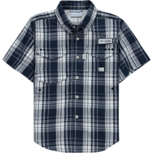 Columbia Super Bonehead Shirt Short Sleeve Boys'