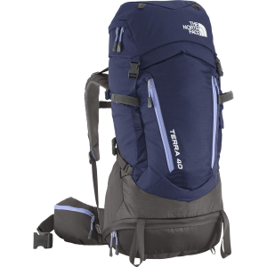 The North Face Terra 40 Backpack Womens 2441 2563cu in
