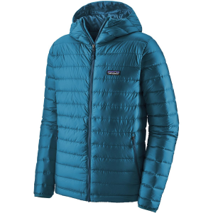 Patagonia Down Sweater Full-Zip Hooded Jacket - Men's