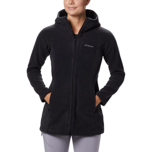 Columbia Benton Springs II Long Hooded Fleece Jacket - Women's