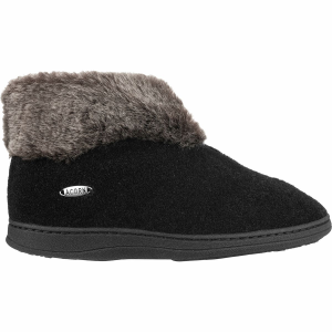 Acorn Chinchilla Bootie Slipper Women's