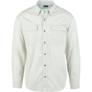 ExOfficio BugsAway Halo Check Shirt Long Sleeve Men's