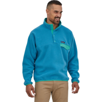 photo: Patagonia Men's Lightweight Synchilla Snap-T Pullover
