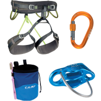 CAMP USA Energy CR 4 Pack Harness