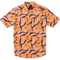 RVCA Byrd Of Paradise Short-Sleeve Shirt - Men's