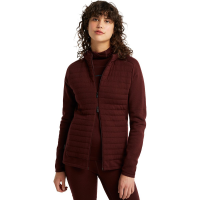 Icebreaker ZoneKnit Insulated Long-Sleeve Zip Hoodie - Women's
