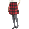 Woolrich Richville Wool Buffalo Skirt - Women's