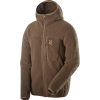 Hagl Pile Hooded Fleece Jacket - Men's