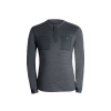 Alchemy Equipment 180GSM Single Jersey Merino Henley Shirt - Men's