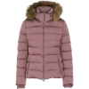 ADD Fur Border Down Jacket - Women's