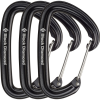 Black Diamond HotWire Carabiner - 3-Pack