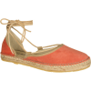 Free People Marina Lace Up Espadrille Shoe - Women's