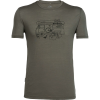 Icebreaker Tech Lite Van Life Crew Shirt - Short-Sleeve - Men's