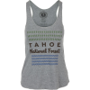Parks Project Tahoe Lake & Trees Racerback Tank Top - Women's