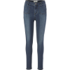 Free People Beverley Skinny Denim Pant - Women's