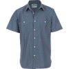 Mountain Khakis Ace Indigo Short-Sleeve Shirt - Men's