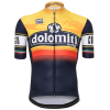 Santini The Dolomiti Mountains Jersey - Short-Sleeve - Men's